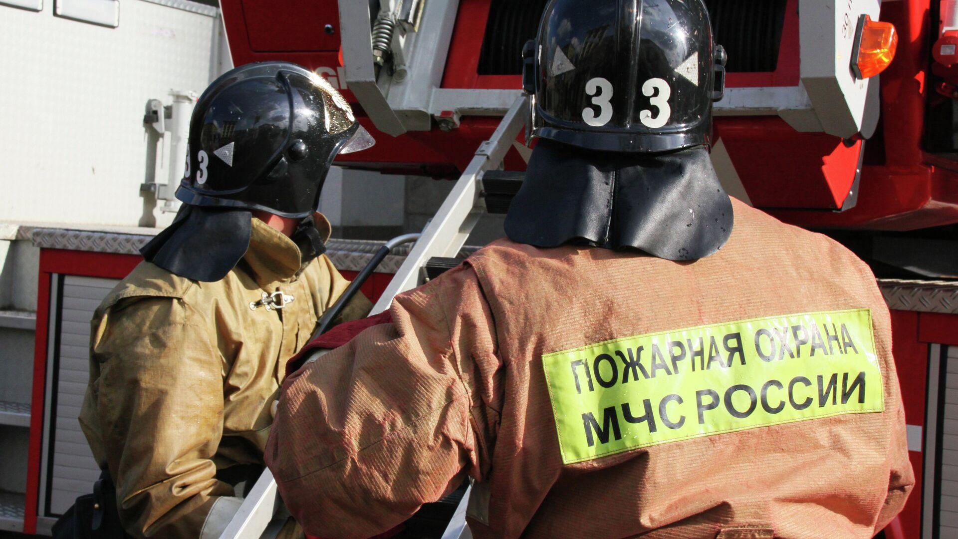 В Дагестане два человека погибли при пожаре в гостинице