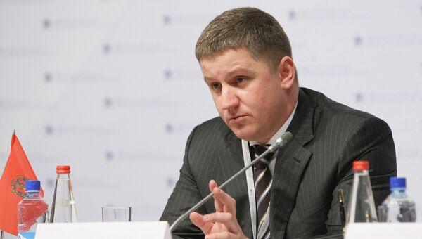 Председатель правления ОАО Русгидро Евгений Дод, архивное фото