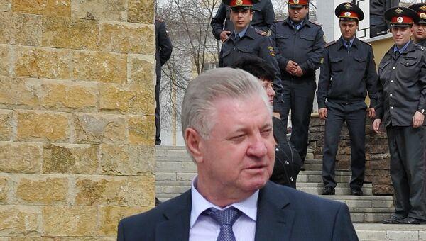Мэр Астрахани Михаил Столяров, архивное фото
