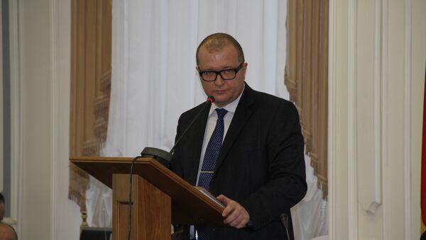Мэр Волгореченска Юрий Маков, архивное фото