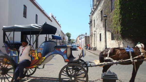 Лас-Дамас - старейшая улица Санто-Доминго