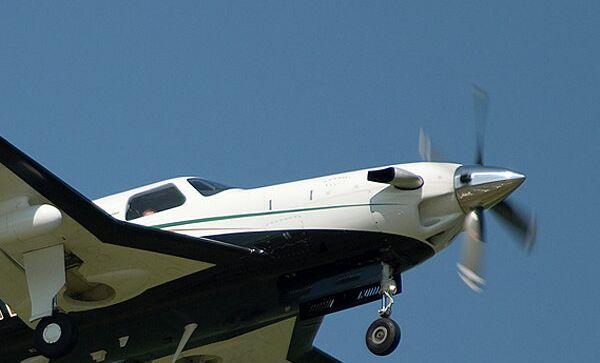 Самолет Piper, архивное фото