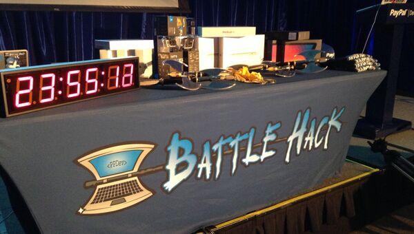 PayPal Battle Hack в США. Фото с места событий