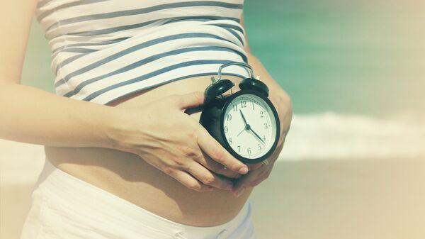 Беременность. Архивное фото