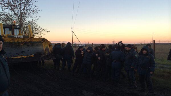 Никелевые волнения под Воронежем, архивное фото
