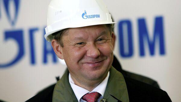 Алексей Миллер, архивное фото