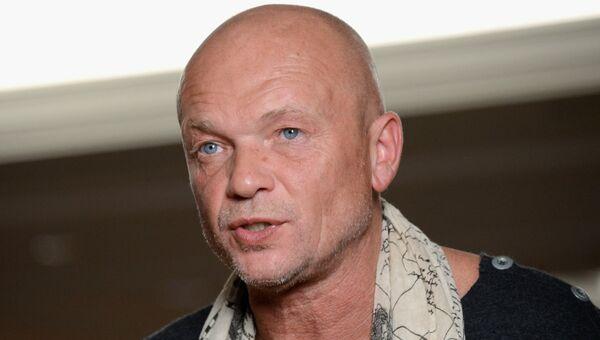 Актер Андрей Смоляков, архивное фото