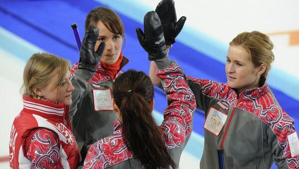 Людмила Прививкова, Анна Сидорова, Екатерина Галкина и Маргарита Фомина (слева направо)