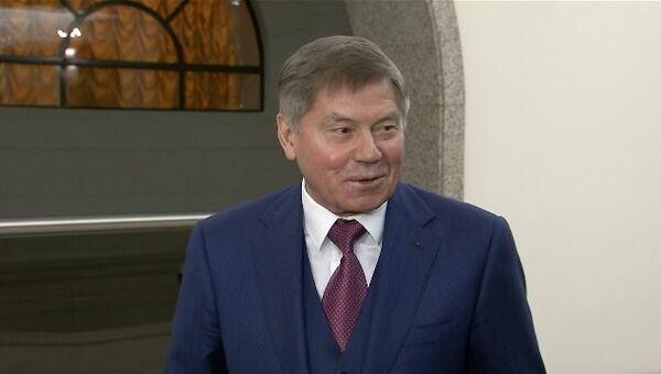 Глава Верховного суда РФ поблагодарил всех, кто беспокоился о нем из-за ДТП