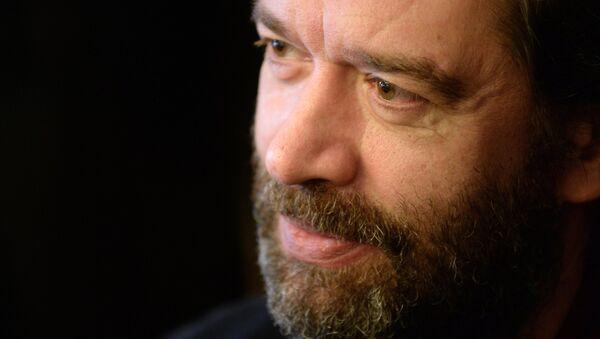 Актер Владимир Машков. Архивнео фото