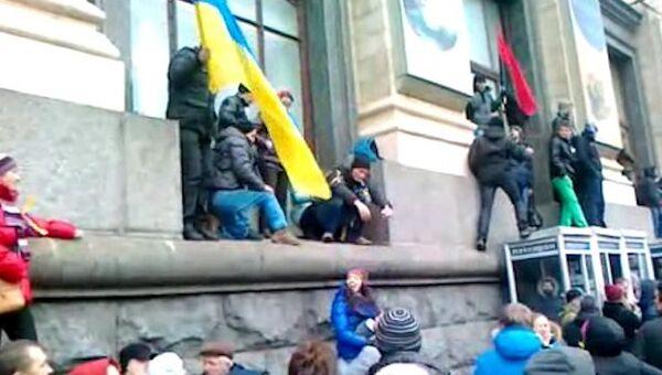 LIVE: Массовая акция сторонников евроинтеграции на Майдане Незалежности в Киеве