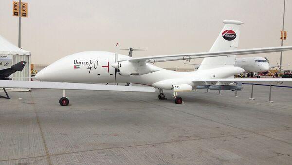 Беспилотник United-40 (ОАЭ). Архивное фото