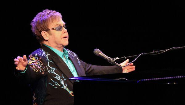 Концерт певца Элтона Джона. Архивное фото