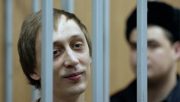 Ведущий солист балета Большого театра Павел Дмитриченко. Архивное фото
