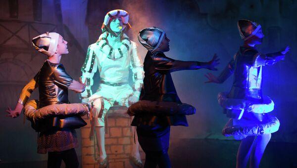 Фестиваль школьных театров в ЦИМ