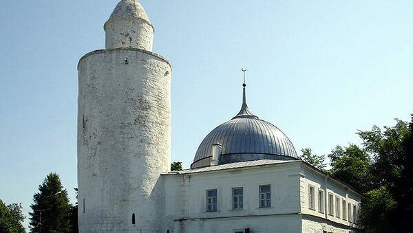 Ханская мечеть в Касимове, архивное фото