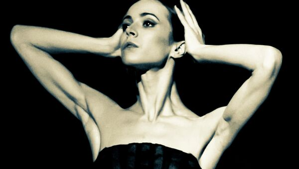 Российская прима-балерина Диана Вишнёва