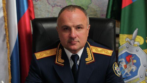 Руководитель Московского межрегионального следственного управления на транспорте СК РФ Олег Тушмалов
