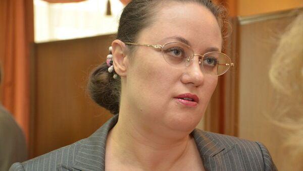 Марина Ломакина. Архивное фото