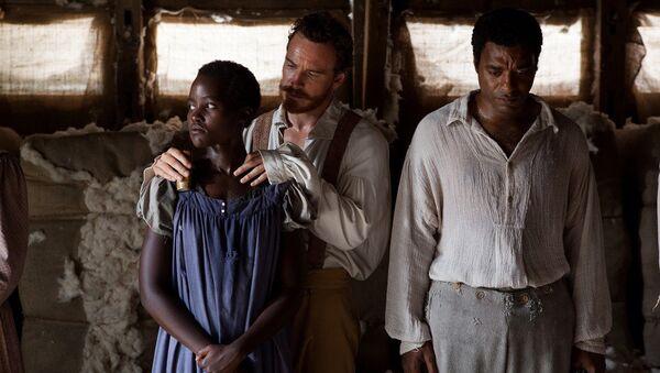 Кадр из фильма 12 лет рабства, архивное фото