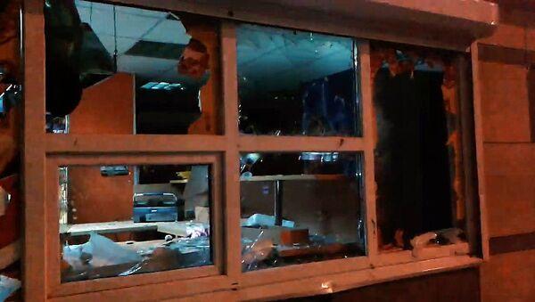Народный сход в Арзамасе закончился погромами. Архивное фото