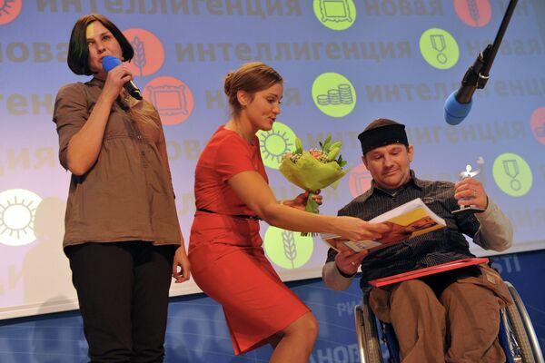 Создатель проекта Реабилитация инвалидов через кинематограф Владимир Рудак