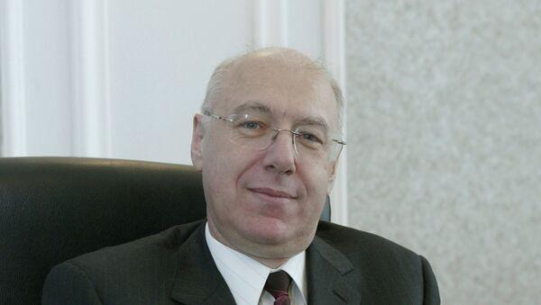Экс-владелец банка ВЕФК Александр Гительсон. Архивное фото