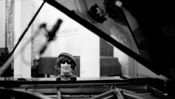 Пианист и композитор Олег Каравайчук. Архивное фото