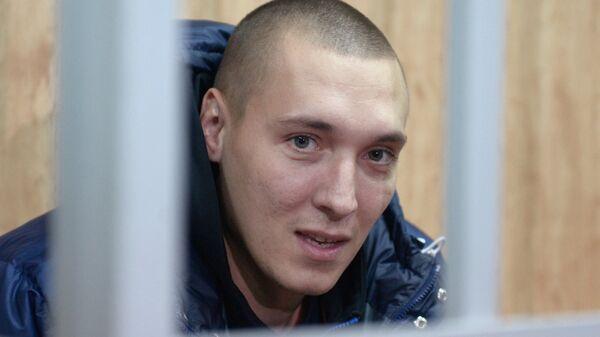 Рэп-исполнитель Роман Чумаков