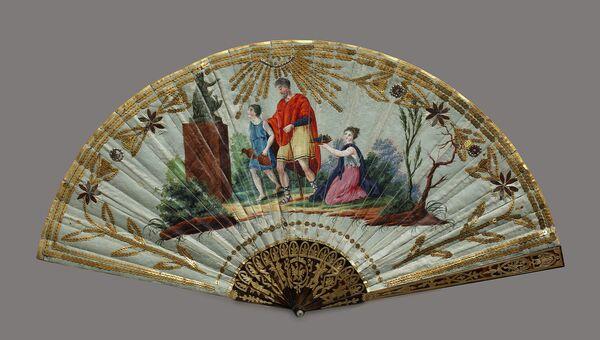 Жертвоприношение Юпитеру. Около 1800. Франция