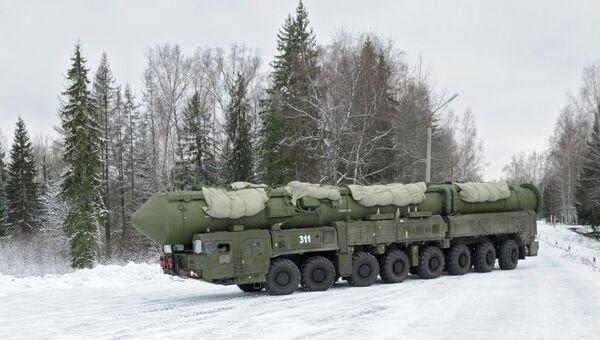 Тейковское ракетное соединение в Ивановской области. Архивное фото