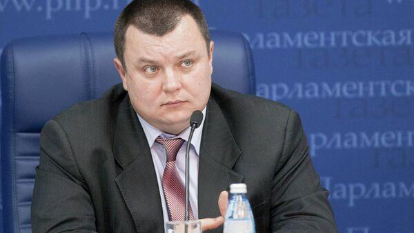 И. о. директора Департамента транспортной безопасности и специальных программ министерства транспорта РФ Владимир Морозов