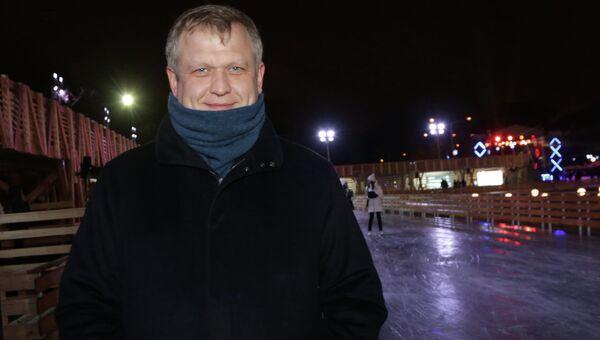 Руководитель Департамента культуры города Москвы Сергей Капков. Архивное фото