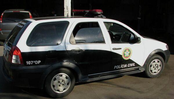 Полиция Рио-де-Жанейро. Архив