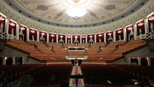 Новосибирский государственный академический театр оперы и балета, архивное фото
