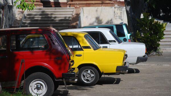 Куба отменяет ограничения на продажу новых автомобилей частным лицам. Архивное фото