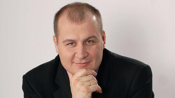 Глава представительства международной компании-разработчика решений в области информационной безопасности Symantec в России, СНГ и Израиле Андрей Вышлов