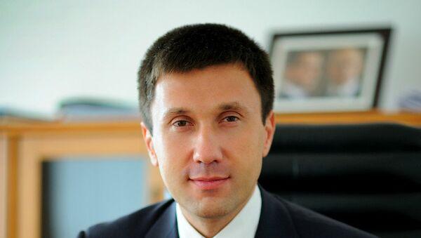Глава свердловского мингосимущества (МУГИСО) Алексей Пьянков. Архивное фото