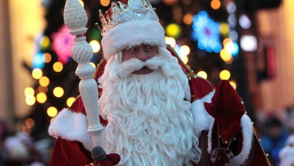 Дед Мороз, архивное фото