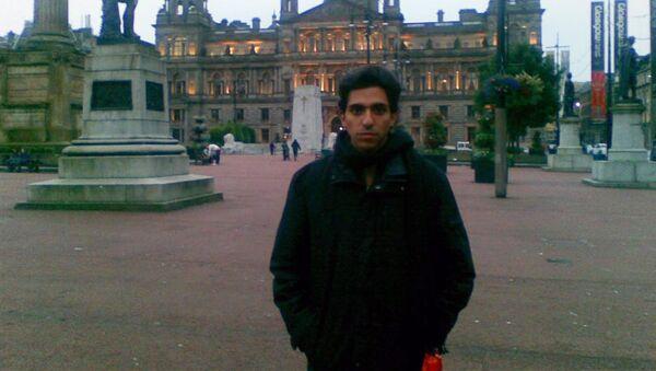 Блогер Раиф Бадави . Архивное фото