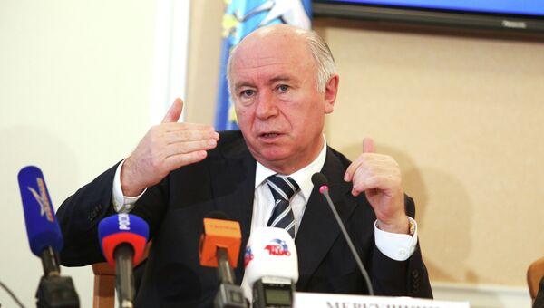 Губернатор Самарской области Николай Меркушкин, архивное фото