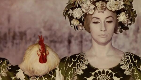 Кадр из фильма Цвет граната