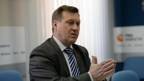 Депутат Госдумы Анатолий Локоть, архивное фото
