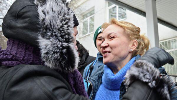 Оглашение приговора по делу бывшего шеф-редактора Ура.руА.Пановой