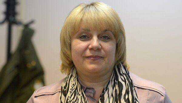 Наталья Дынькова. Архивное фото.