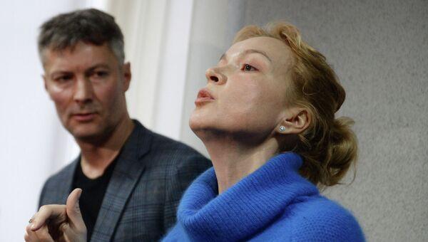 Оглашение приговора по делу бывшего шеф-редактора Ура.руА.Пановой. Архивное фото