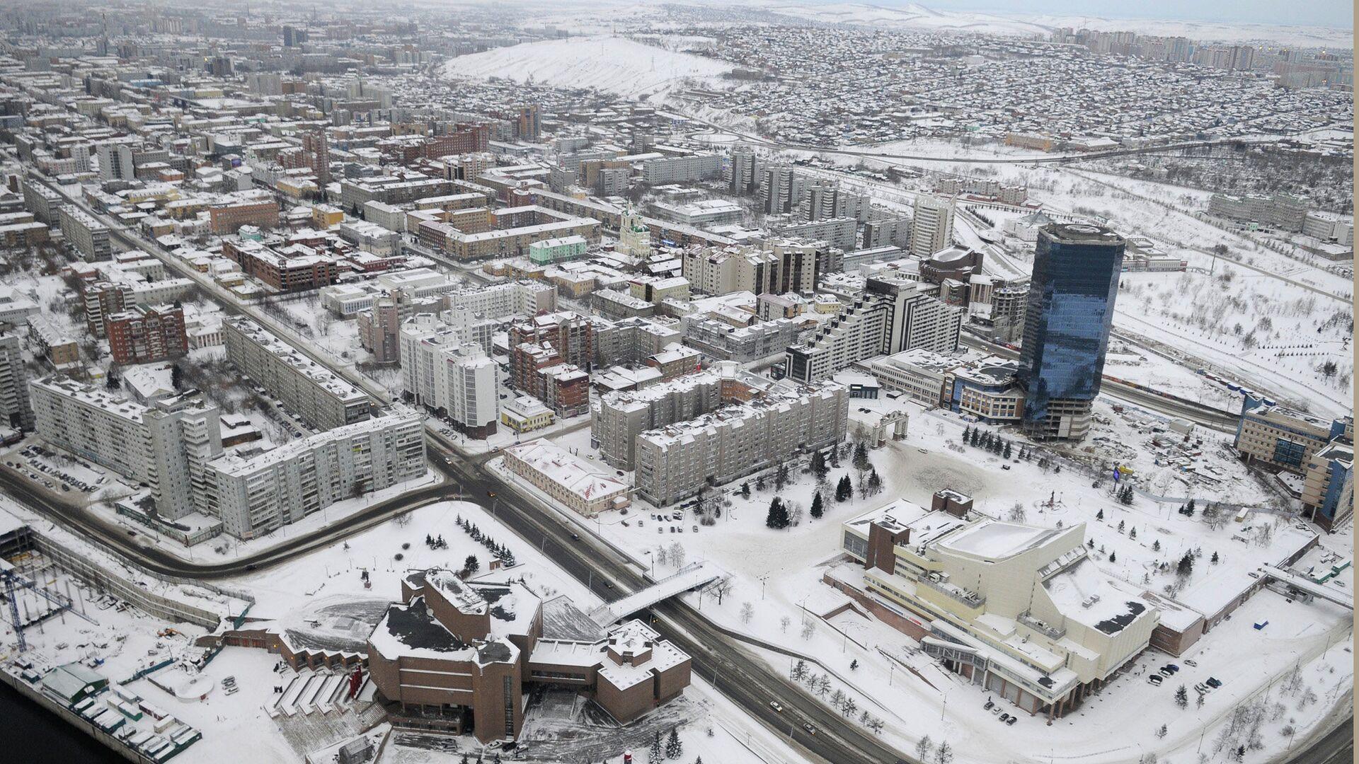 Красноярск в 2020 году освоил на 3 процента больше средств на нацпроекты