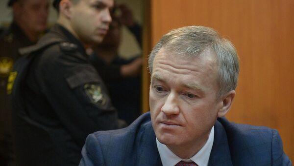 Бывший генеральный директор ОАО Уралкалий Владислав Баумгертнер, Архивное фото