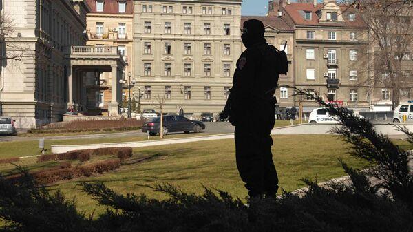 Президентский дворец в Белграде