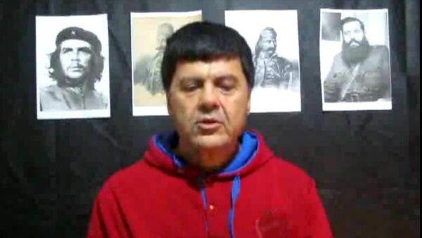Член террористической организации 17 ноября Христодулос Ксирос. Архивное фото